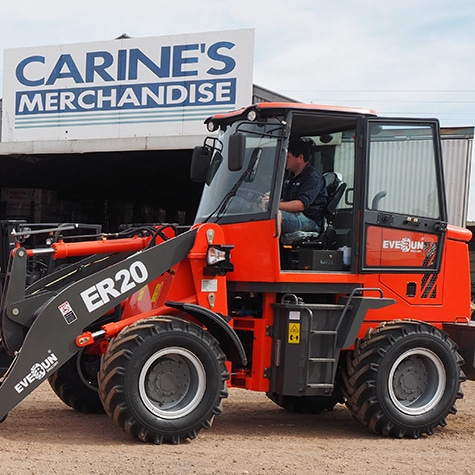 Carines Merchandise_Everun wheel loaders
